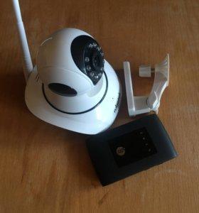 Wi Fi роутер с камерой