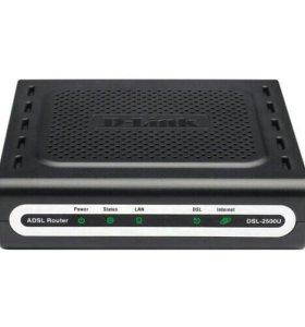 Модем xDSL D-Link DSL-2500U Новый