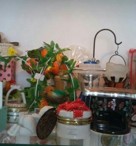 Сувениры, шкатулки, обереги