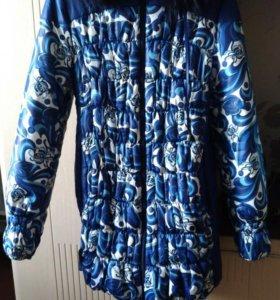 Куртка для беременных зимняя, размер 48