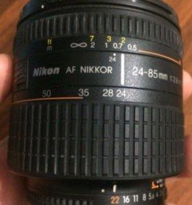Nikon 24-85 f2.4-4D