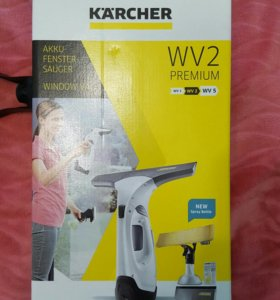 Karcher wv2 premium стеклоочеститель