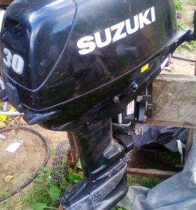 Лодочный мотор Сузуки 30DT