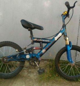 Велосипед горный для детей от 5 лет
