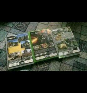 Игры на прошитый xbox 360