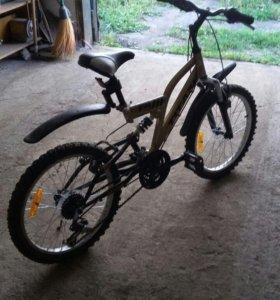 Велосипед, Титан