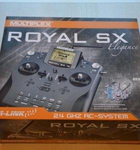 Аппаратура Multiplex Royal SX Elegance 16 каналов