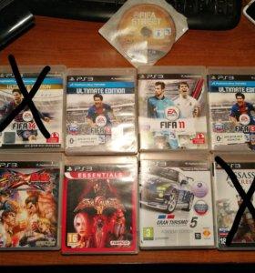 Диски для PlayStation ( ps3 )