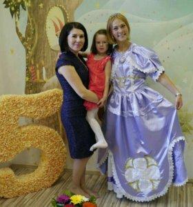 Аниматор София Прекрасная и другие персонажи