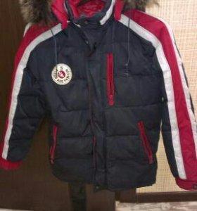 Зимняя куртка 134