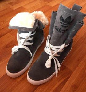 Новые ботинки !!!