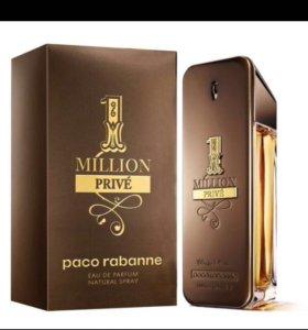 "Парфюмерная вода Paco Rabanne ""1 Million Prive"""