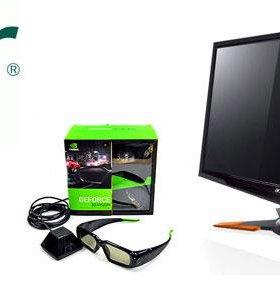 Монитор Acer GD245HQ 3D+ очки NVidia 3D Vision