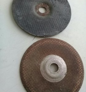 Шлифовальные диски на болгарку.