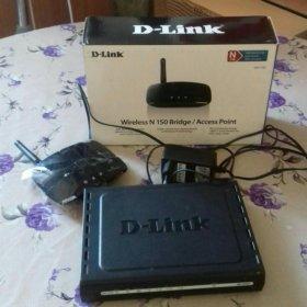 Модем D-link+wi-fi