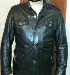 Куртка кожа 👌👍