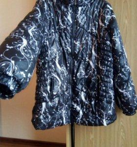 Осенняя куртка для беременных