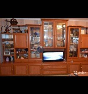Стенка шкаф в гостиную