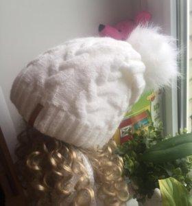 Продам шапку новую