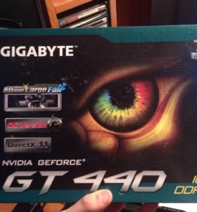 Видеокарта gt 440