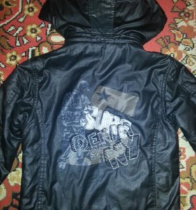 Куртка на рост 128-134см