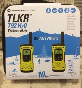 Радиостанции Motorola TLKR T92 H2O