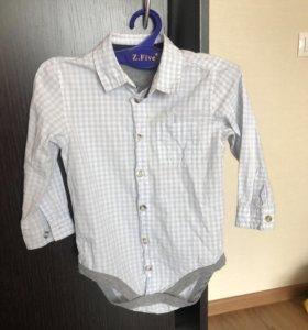 Рубашка- боди