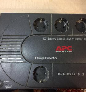 Источник бесперебойного питания ИБП APC BE525-RS