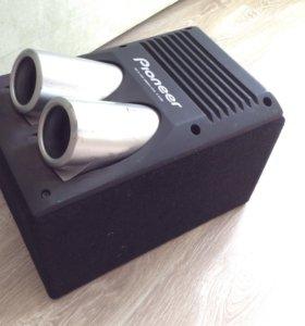 Сабвуфер Pioneer TS-WX206A (активный)