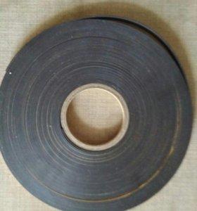 Клеевая магнитная лента