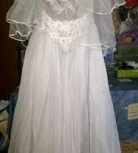 платье в отличном состоянии фота в подарок