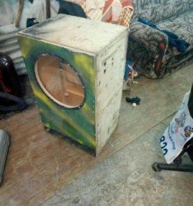 Короб для собуфера '15'