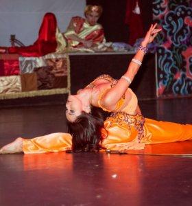 Восточные танцы.Индивидуальные и групповые занятия