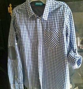 Рубашка на подростка бу