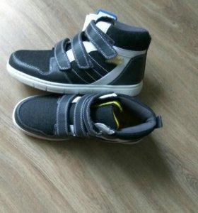 Ботинки для мальчика НОВЫЕ