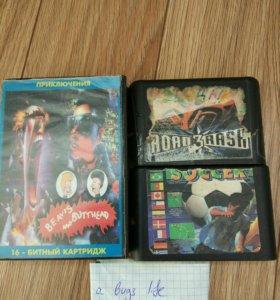 Игры для Sega 16 bit