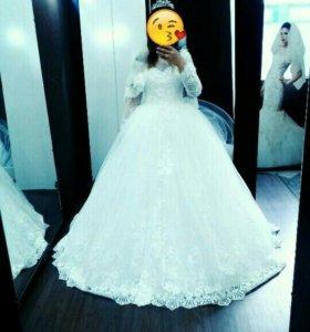 Свадебное платье. Срочно!!!
