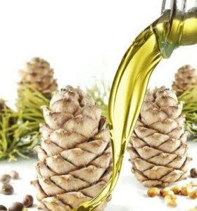 Кедровый орех масло