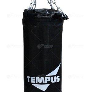Мешок боксерский Tempus 20кг (с металл. подвесом)