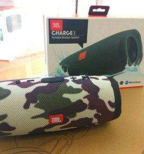 Колонка JBL Charge 3 + Спиннер в Подарок