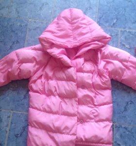 Куртка-зефирка🍥