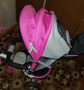Детский велосипед трансформер