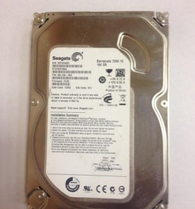 Жёсткий диск 160Gb, SATA, Seagate ST3160318AS