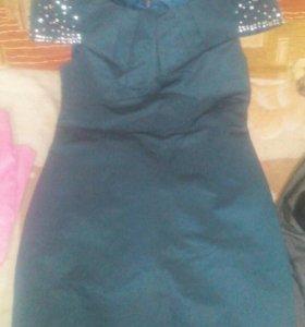 4 платья и юбка