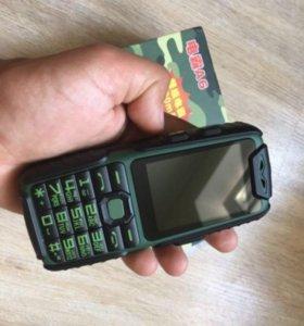 GuoPhone a6 новый телефон+повербанк ip54