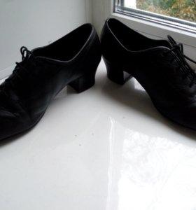 Туфли для бальных танцев (латина,мужские),