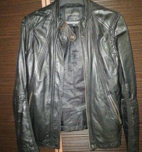 Коженная курточка