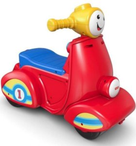 Каталка мотоцикл Fisher Price
