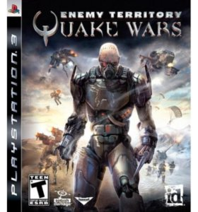 Игра Enemy Territory Quake Wars (PS3)