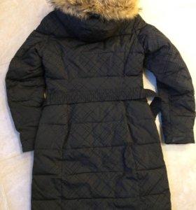 Пальто утеплённое на синтепоне